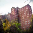 Kings Park Psychiatric NY — Stock Photo #13842572