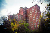 Kings Park Psychiatric NY — Stock Photo