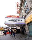 Apollo Theater NYC — Stock Photo