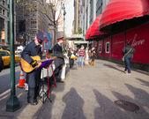 Salvation Army Christmas NYC — Stock Photo