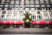 Macy's Christmas New York City — Stockfoto