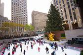 Rockefeller Center NYC — Stock Photo