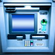 Bank Cash Machine - Stock Photo