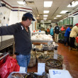 Fish Market Chinatown NYC — Stock Photo
