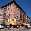 Chinatown New York City — Stock Photo #18028469