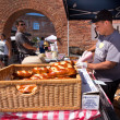 Brooklyn Food Market New York City NYC — Stock Photo