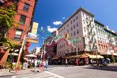 Little Italy New York City — Stock Photo