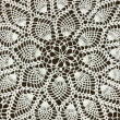 Stock Photo: Vintage Doily