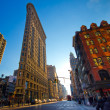 NYC Flatiron Building — Stock Photo
