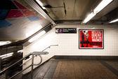 Station de métro de New York — Photo