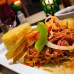 Spanish Dinner — Stock Photo