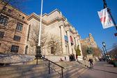 Museo americano di storia naturale nyc — Foto Stock