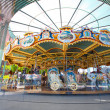 Janes Carousel Brooklyn — Stock Photo