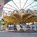 Janes Carousel Brooklyn — Stock Photo
