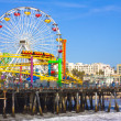 Santa Monica Pier — Stock Photo #19120697
