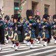 NYC St. Patrick's Day Parade — Stock Photo