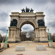 Grand Army Plaza Arch - Foto de Stock  