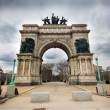Grand Army Plaza Arch - Stock Photo
