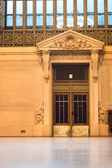 Vintage Door Grand Central Station — Stock Photo