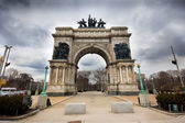 Grand Army Plaza Arch — Stock Photo