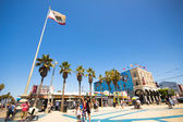 Venice Beach CA — Stock Photo