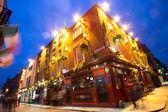 Temple bar district dublin irlande — Photo