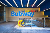 Nyc metro — Stockfoto