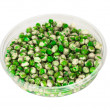 wasabi peas — Stock Photo