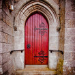 Royalty-Free Stock Photo: Church Door