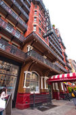 Chelsea Hotel NYC — Stock Photo