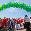American Liver Foundation Walk — Stock Photo #24523359