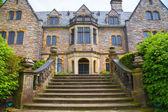 Histórica mansión de long island ny — Foto de Stock