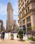 Flatiron Building NYC — Stock Photo