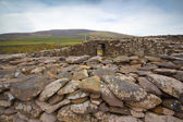 Ancient Dunbeg Promontory Fort on the Dingle Peninsula — Stock Photo