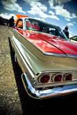 Klasické chevy impala — Stock fotografie