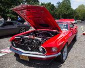 Classic Mustang — Stock Photo