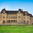 Stock Photo: Ochre Court Mansion Newport RI