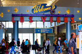 McCarran Airport Vegas — Stock Photo