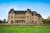Ochre Court Mansion Newport RI — Stock Photo