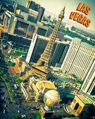 Retro Style Vegas — Stock Photo