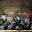 Garbage Pile — Stock Photo