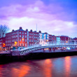 Stock Photo: Dublin