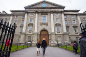 Trinity College Dublin — Stock Photo