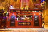 Temple Bar Dublin — Stock Photo