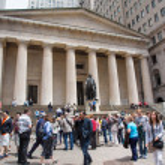 Federal Hall NYC — Stock Photo