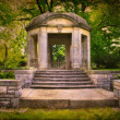 Vintage Style Gazebo — Stock Photo
