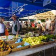 Greenmarket Farmers Market New York City — Stock Photo