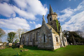 Old Irish Church — Stockfoto