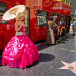 Hollywood Boulevard — Stock Photo