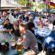 German American Festival — Stock Photo